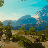 "The Witcher 3 On Switch Was a Nice ""Revenue Driver"" For CDPR, Performed ""Really Well"""