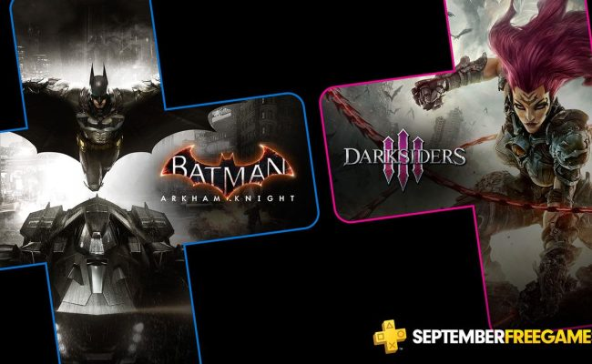 Ps Plus September 2019 Games Lineup Officially Confirmed