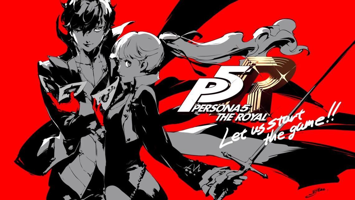 persona 5 royal japan sales debut