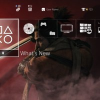 Sekiro: Shadows Die Twice Gets a Gorgeous New Free Dynamic PS4 Theme