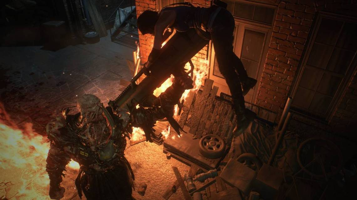 resident evil 3 remake xbox one x update