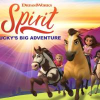 DreamWorks Spirit Lucky's Big Adventure Is Basically a Kids Horse Riding Game