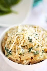 Creamy Parmesan Garlic Orzo (Vg)