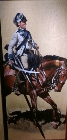 American Cavalry by Don Troiani (?)