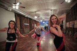 Return Yoga Hula Hoopers St. Cloud Art Crawl