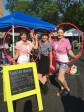 Twistin Vixens Hula Hoops at Northeast Minneapolis Farmers Market