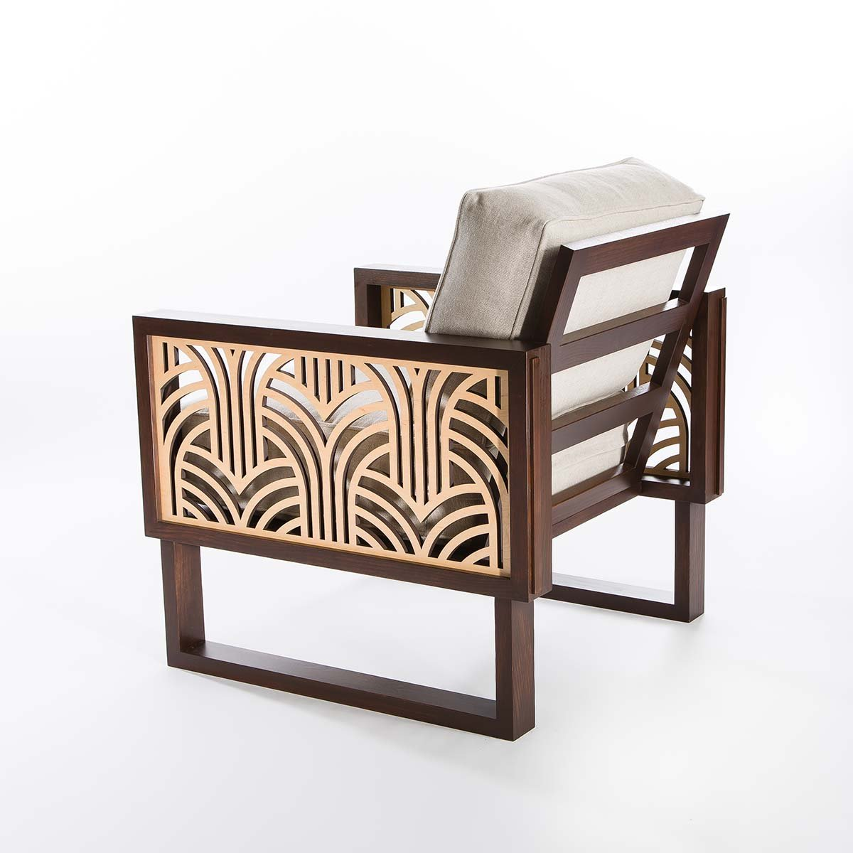 modern art chair covers and linens vivere original dream customize your arm lounge twist