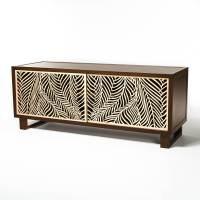 Custom Credenza/Media Cabinet | Twist Modern