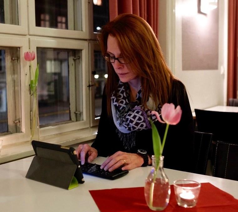 Author Workspace