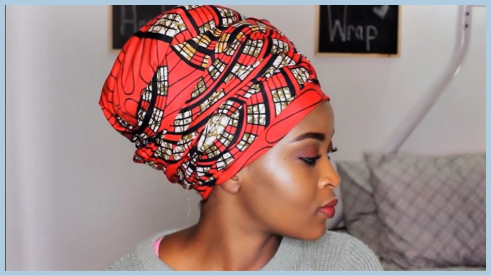 iQhiya Headwrap | An African Xhosa Headdress ?