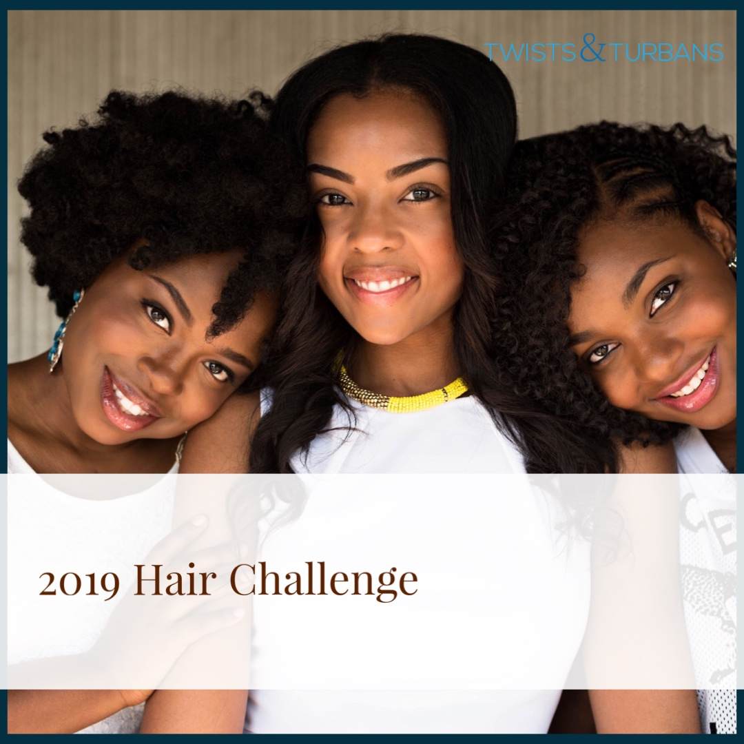 2019 Hair Challenge