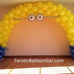 Balloon Arch Albany, NY