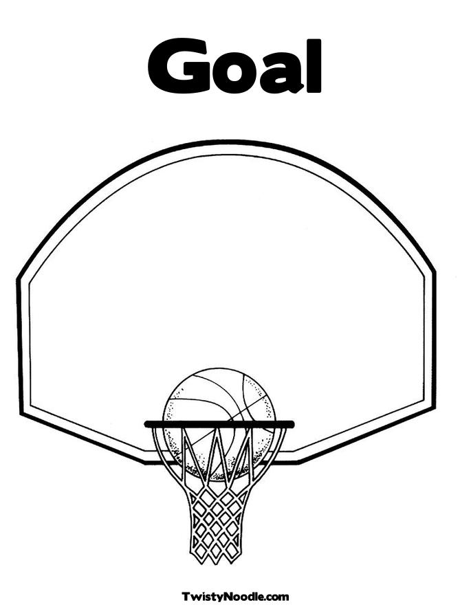 NBA Printable Coloring Pages