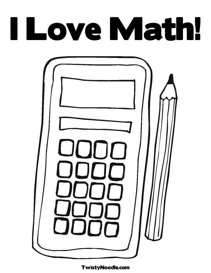 COLORING MATH PAGES « Free Coloring Pages