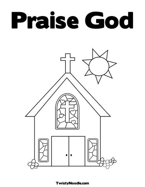 Free coloring pages of david praising god
