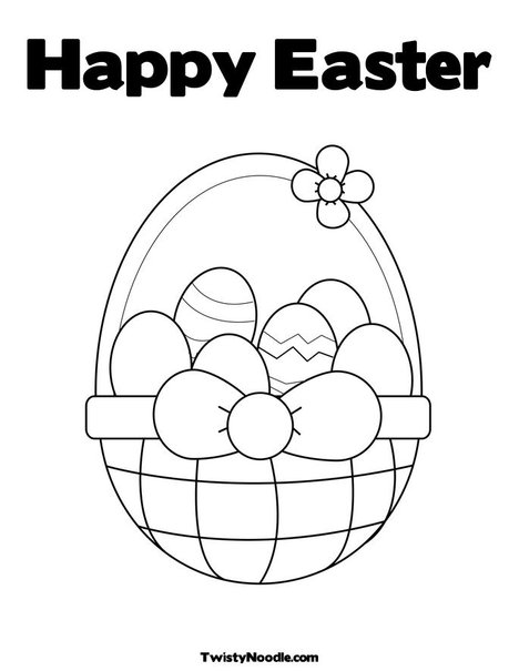 Lady Gaga: happy easter coloring