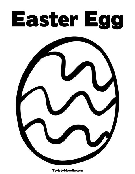 Susan Tattoo: easter eggs colouring sheets