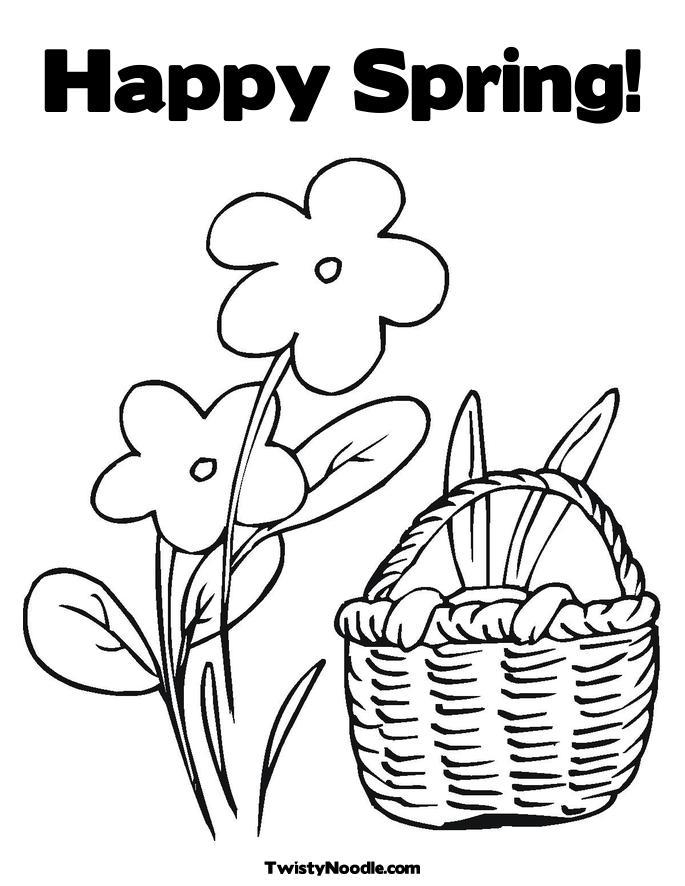 bipubmedsno: spring coloring pages for kids