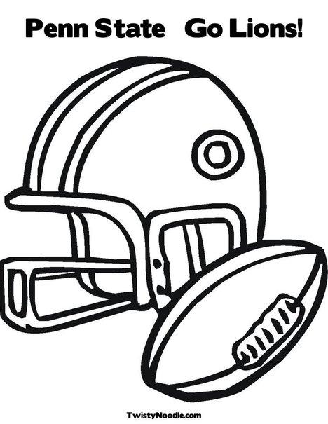 Cristiano Tattoos: printable football helmet template