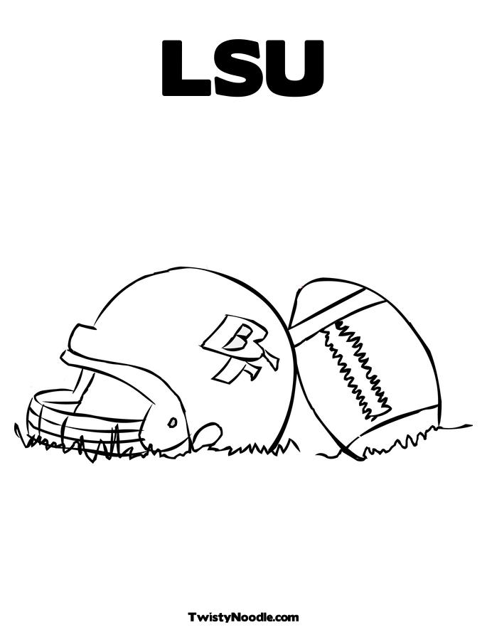 Pin Lsu-tigers-college-football-coloring-pages on Pinterest