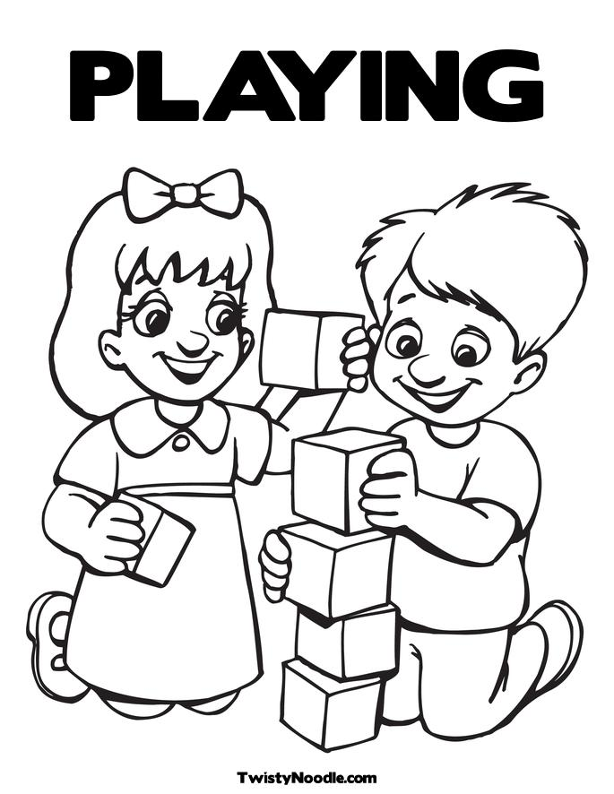 Nick Jr Free Draw : Coloring, Pages