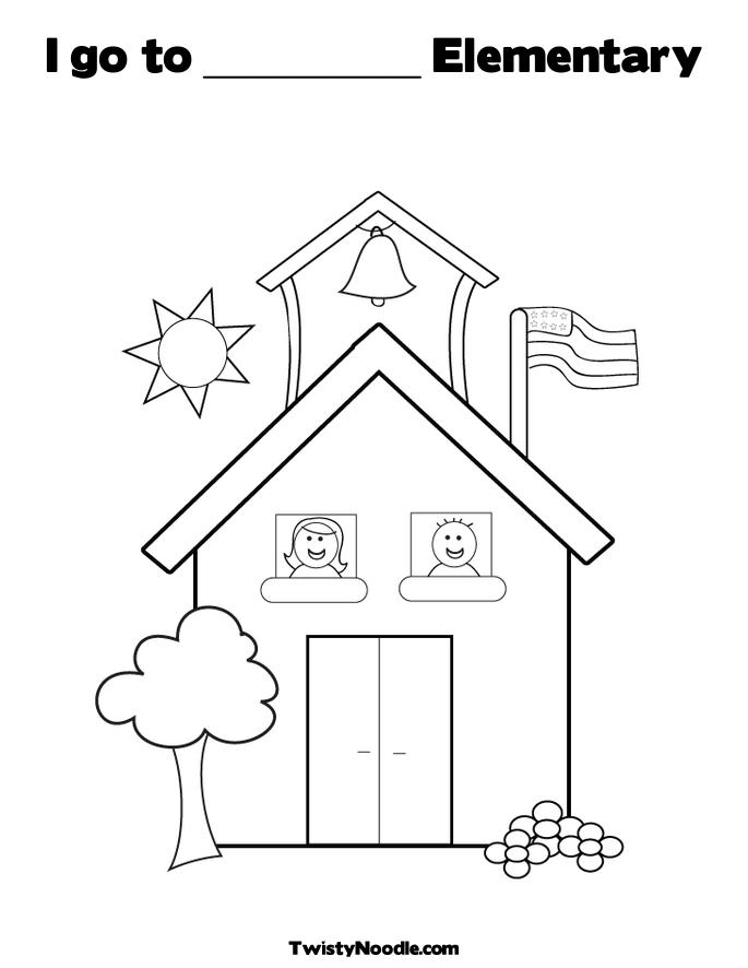 ELEMENTARY COLORING PICTURES « Free Coloring Pages
