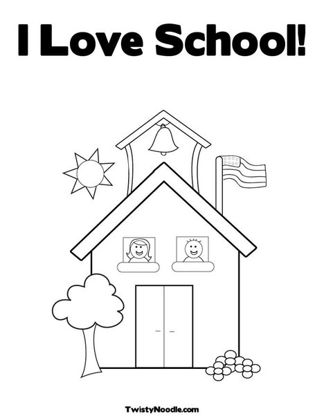 COLORING GRADUATION PRESCHOOL SHEET « Free Coloring Pages