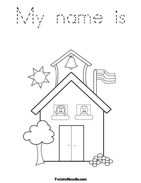 Customized name tracing printable Trials Ireland