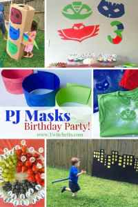 PJ Masks Party Ideas - Twitchetts