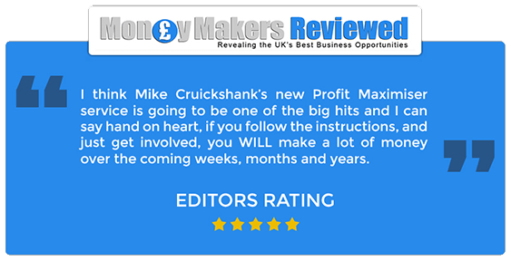 profit maximiser reviews