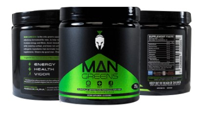 man greens chad howse