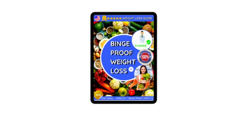 The Binge Proof Weight Loss Guide review