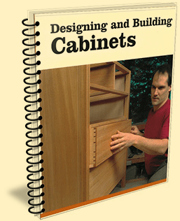 Designing and building cabinets.