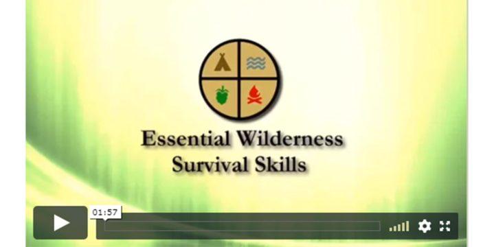 alderleaf wilderness certification program