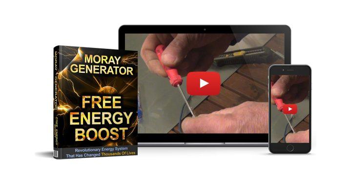 Moray Generator to save elecricity