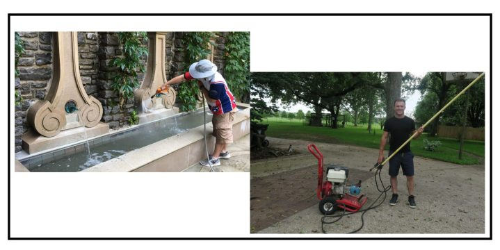 pressure washing training course