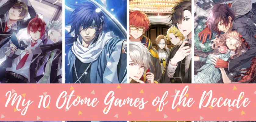 10 Best Otome Games Escape Into The World Of Otome