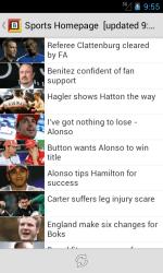 Sport Homepage v2.6