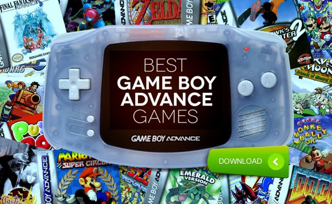 50 Best Gba Games Roms Of All Time May 2020