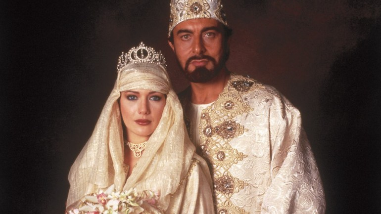 BEAUTIFUL PERSONAGGI – La storia del Principe Omar | Twittamibeautiful