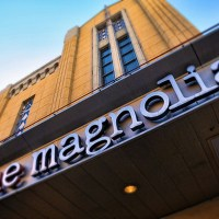 The Magnolia Theater Post-Construction Cleanup