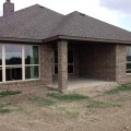 New Beautiful Home Rough Post Construction Clean Up Service in Justin, Texas