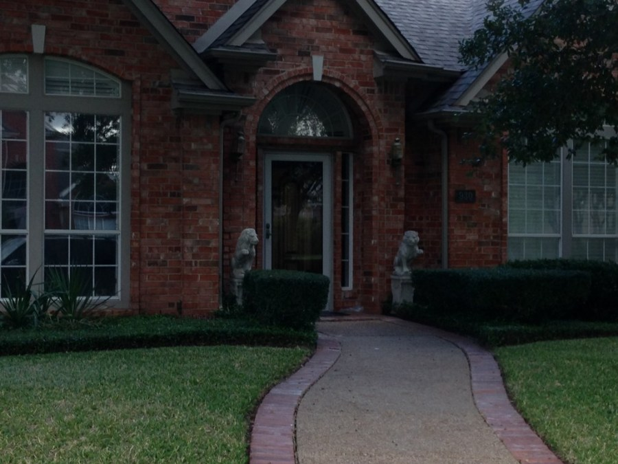 Totally Remodel Home Rough Post Construction Clean Up Service and Floor Sealing in Carrolton, Texas