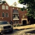 Six Townhomes Post Construction Clean Up Service in Highland Park, Texas