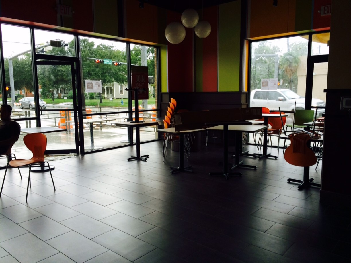 Zoes Kitchen in Houston TX Final Post Construction