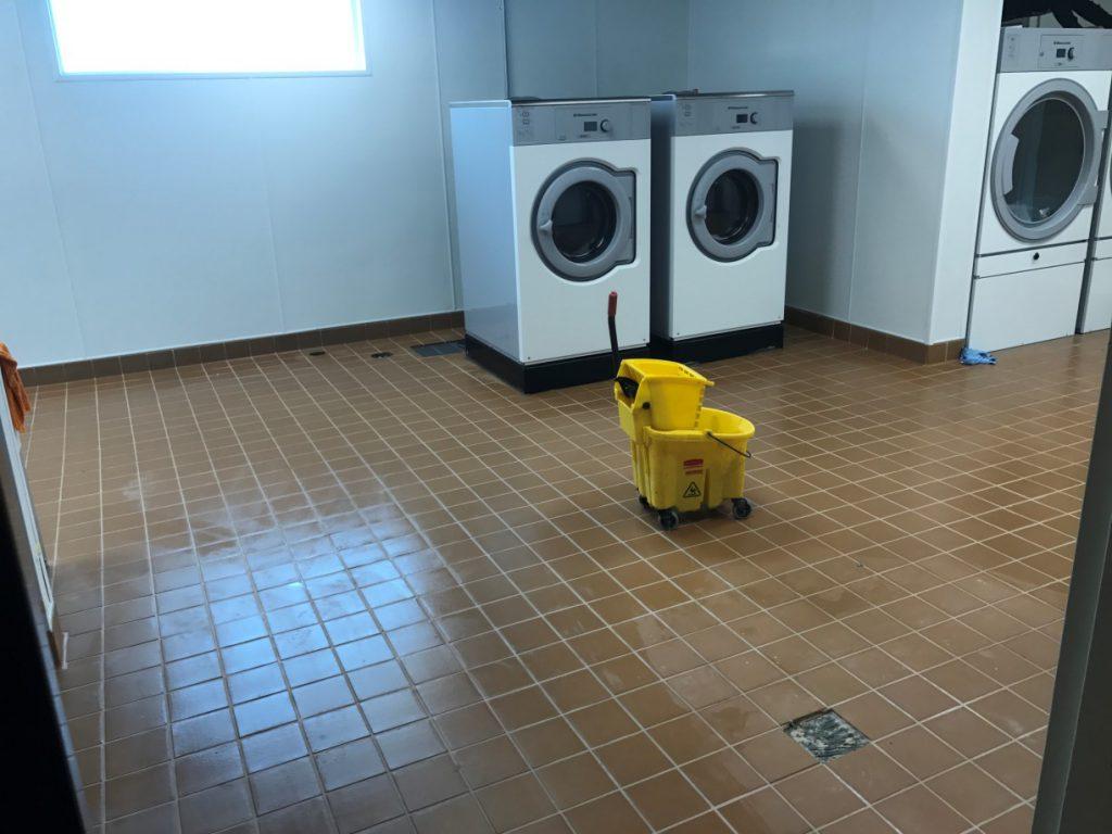 Fairfield Inn Suites Hotel Marriott Post Construction Cleaning in Van Texas 007 1024x768 Hotel Marriott Post Construction Cleaning in Van, TX
