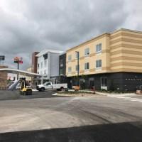 Hotel Marriott Post Construction Cleaning in Van, TX