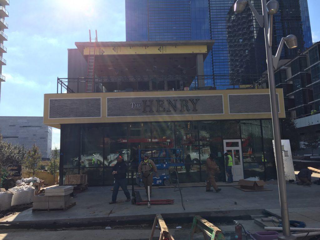 The Henry Restaurant Rough Post Construction Cleaning in Dallas TX 029 1024x768 The Henry Restaurant Rough Post Construction Cleaning in Dallas, TX