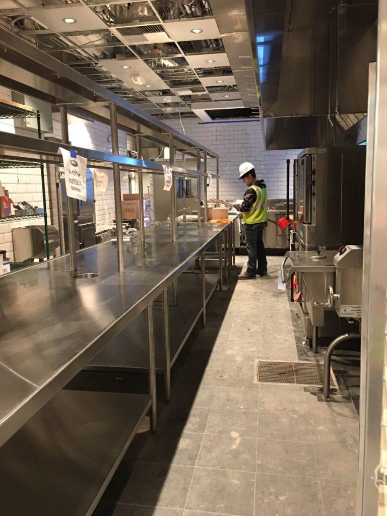 The Henry Restaurant Rough Post Construction Cleaning in Dallas TX 035 768x1024 The Henry Restaurant Rough Post Construction Cleaning in Dallas, TX