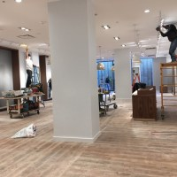 J. Jill Boutique Rough Post Construction Cleaning in Allen, TX